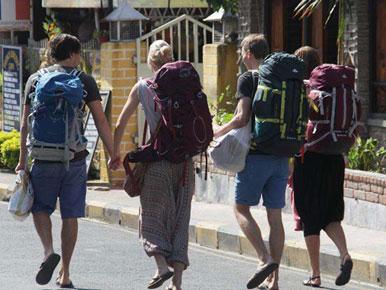 旅行背包多大合适,如何选择旅行背包